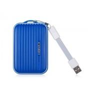 Momax iPower Go mini External Battery 8400mAh - Samsung Power Bank (Ocean Blue)