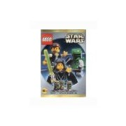 Star Wars Lego Figure Set Luke Skywalker Han Solo & Boba Fett (3341)