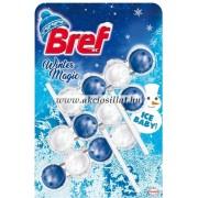 Bref Winter Magic Ice Baby WC-frissítő 3x50g