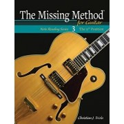 The Missing Method for Guitar: The 9th Position, Paperback/Christian J. Triola