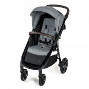 Carucior sport cu roti gonflabile Baby Design Look Air 07 Gray 2020