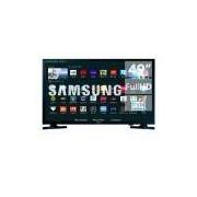 Smart TV LED 49 Samsung Full HD Wi-Fi USB HDMI UN49J5200