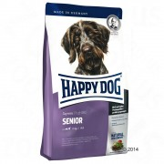 Happy Dog Supreme Fit & Well Senior - 2 x 12,5 kg - Pack Ahorro
