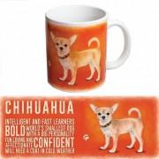 123 Kado koffiemokken Koffie mok Chihuahua - Bekers