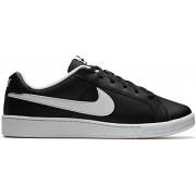Nike Men's Court Royale Black and White Sneakers - 7 UK/India (41 EU)(8 US)