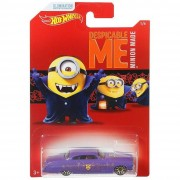 Mattel hot wheels dwf12 modellini auto minions scala 1:64 assortiti (no scelta)
