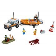 60165 LEGO® City Unitatea de intervenție 4 x 4
