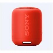 SONY SRS-XB12 SPEAKER WIRELESS ROSSO