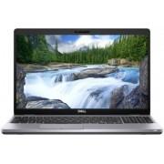 "Laptop Dell Latitude 5510 (Procesor Intel® Core™ i5-10310U (6M Cache, up to 4.40 GHz), Comet Lake, 15.6"" FHD, 8GB, 256GB SSD, Intel® UHD Graphics, Win10 Pro, Gri)"