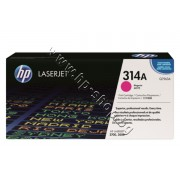 Тонер HP 314A за 2700/3000, Magenta (3.5K), p/n Q7563A - Оригинален HP консуматив - тонер касета