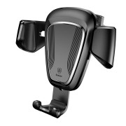 Baseus Gravity Car Air Vent Holder 360 Degree Rotation Phone Stand Mount for Samsung Xiaomi Huawei