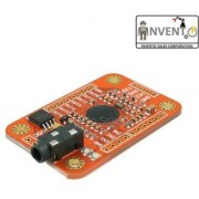 Invento Voice Recognition Module V3 Sensor Board Kits Compatible with Arduino UART GPIO