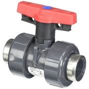 Spears 1831V-007sr PVC horario 80Industrial con ventilación válvulas de bola