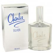 CHARLIE SILVER by Revlon Eau De Toilette Spray 3.4 oz