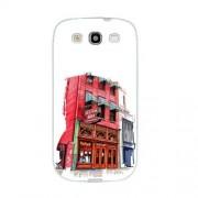 Husa Samsung Galaxy S3 i9300 i9301 S3 Neo Slim Model Old Town Bar