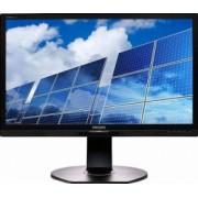 Monitor LED 21.5 Philips 221B6QPYEB Full HD 5ms GTG Negru