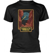 Queens Of The Stone Age Canyon T-Shirt XXL
