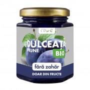 Promotie Dulceata de prune fara zahar, bio, 200g
