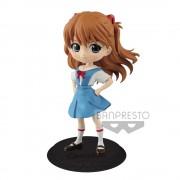 Evangelion Movie Q Posket Mini Figure Asuka Langley Ver. A 14 cm