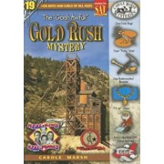 The Gosh Awful! Gold Rush Mystery, Paperback/Carole Marsh