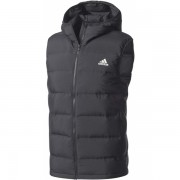 HELIONIC DOWN HOODED VEST barbati