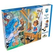 Puzzle Pinocchio, 100 piese