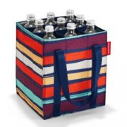 reisenthel Flaschentasche bottle bag artist stripes