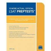 10 More Actual, Official LSAT PrepTests, Paperback/Law School Admission Council