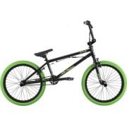 Haro Downtown DLX 20'' 2017 Freestyle BMX Bike (Noir)