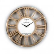 Reloj de pared de madera 40 cm casa de hoy