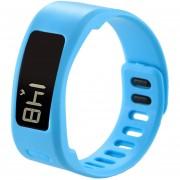Para Garmin Vivofit 1 Smart Watch De Silicona Ajustable, Longitud: 21 Cm (Baby Blue)