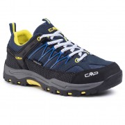 Туристически CMP - Kids Rigel Low Trekking Shoe Wp 3Q54554J Cosmo/Lemonade 08NE
