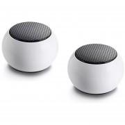 Parlantes Altavoces Inalambrico Bluetooth Y Sonido Premium Stereo