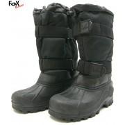 Buty myśliwskie zimowe, ocieplane śniegowce - FOX, wyprzedaż