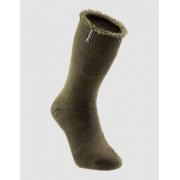 [6 Pack] Holeproof Explorer Original Wool Blend Socks Dark Green S1138