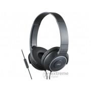 Căști cu microfon JVC HA-SR225B, negru
