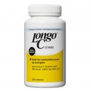 Longo C Stark 200 st Vitaminpiller