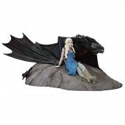 Dark Horse Figura Daenerys y Drogon Juego de Tronos - Dark Horse