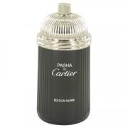 Pasha De Cartier Noire Eau De Toilette Spray (Tester) By Cartier 3.3 oz Eau De Toilette Spray