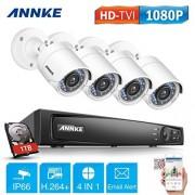 Annke CCTV Sistema de cámara