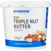 Myprotein Triple Nussbutter - 1kg - Gefäss - Geschmacksneutral