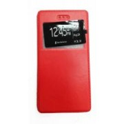 Husa protectie s-view Allview X2 Soul Style Rosu