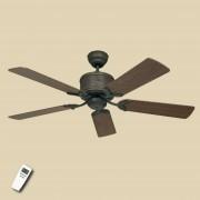 Elegant ceiling fan Eco Elements brown and walnut