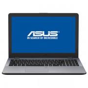 """Notebook VivoBook 15 X542UF-DM005 15.6"""" Full HD i7-8850U 8GB 1TB GeForce MX130 2GB Endless OS Dark Grey"""