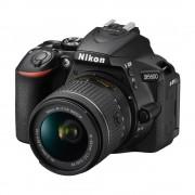 cámara fotográfica nikon d5600 negra