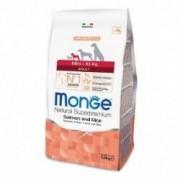 Monge Super premium adult mini salmone-riso cibo secco per cani 2,5 kg