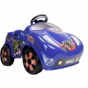 Coche Electrico Montable Bebe Fire Avengers 6v Injusa Niño