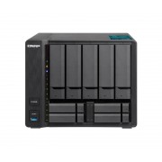 QNAP TVS-951X Nas 5+4 Hd 3,5'' 2,5'' Sata 6 Usb 3.0 2Gb Ddr4 So Dimm Dual-Core 1.8ghz