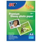 Fotopapír A4 lesklý 180g/m2 20ks