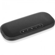 Lenovo 700 Ultraportable Bluetooth Speaker, USB-C & NFC Connectivity, Rechargeable Battery, 2 Hour Charge for 12 Hours Play,